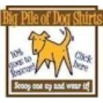 Big Pile of Dog Shirts