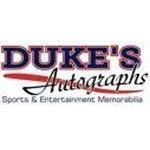 Duke's Autographs