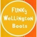 Funky Wellington Boots UK