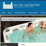 Hot Tub And Spa Parts