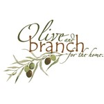 Olive and  branch