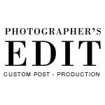Photographer's Edit