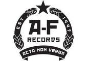 A-F Records coupons or promo codes at a-frecords.com