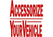 Accesorize Your Vechicle coupons or promo codes at accessorizeyourvehicle.com