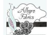 allegrofabrics.com coupons or promo codes