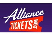 alliancetickets.com coupons or promo codes
