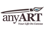 anyart.com coupons or promo codes