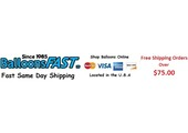 balloonsfast.com coupons or promo codes