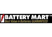 Battery Mart coupons or promo codes at batterymart.com
