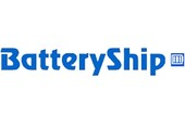 batteryship.com coupons and promo codes
