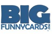 Big Funny cards coupons or promo codes at bigfunnycards.com