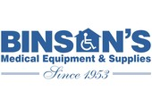 Binson's coupons or promo codes at binsons.com