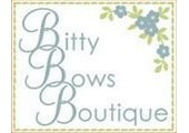 Bitty Bows Boutique coupons or promo codes at bittybowsboutique.com
