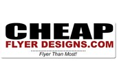 CheapFlyersDesign.com coupons or promo codes at cheapflyerdesigns.com