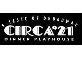 Circa '21 Dinner Playhouse coupons or promo codes at circa21.com