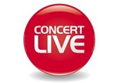 concertlive.co.uk coupons or promo codes
