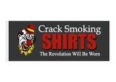 Crack Smoking Shirts coupons or promo codes at cracksmokingshirts.com