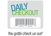 coupons or promo codes at dailycheckout.com