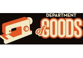 Department of Goods coupons or promo codes at departmentofgoods.com