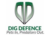 Dig Defence coupons or promo codes at digdefence.com