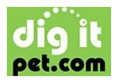 Dig It Pet coupons or promo codes at digitpet.com