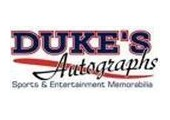 Duke's Autographs coupons or promo codes at dukesautographs.com