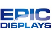 Epic Displays coupons or promo codes at epicdisplays.com