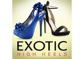 Exotic High Heels coupons or promo codes at exotichighheels.com