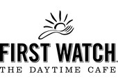 firstwatch.com coupons or promo codes
