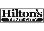 Hilton City Tent coupons or promo codes at hiltonstentcity.com