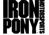 IRON PONY MOTORSPORTS coupons or promo codes at ironpony.com