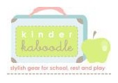 Kinder Ka Boodle Australia coupons or promo codes at kinderkaboodle.com.au