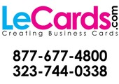 Lecards Inc. coupons or promo codes at lecards.com