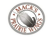 Mack's Prairie Wings coupons or promo codes at mackspw.com