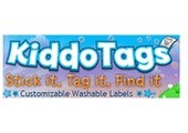 Kiddo Tags  coupons or promo codes at magento.kiddotags.com