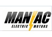 maniacelectricmotors.com coupons and promo codes