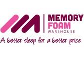 memoryfoamwarehouse.co.uk coupons and promo codes
