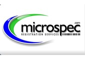 MicroSpec Registration Services coupons or promo codes at microspec.com