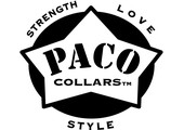 Paco Collars coupons or promo codes at pacocollars.com