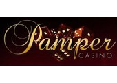 Pamper Casino coupons or promo codes at pampercasino.com