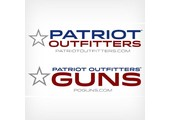 Patriot Outfitters Guns coupons or promo codes at patriotoutfittersguns.com