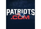 patriots.com coupons and promo codes
