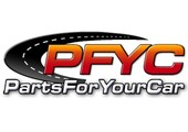 Partsforyourcar.com coupons or promo codes at pfyc.com