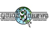 coupons or promo codes at quickscrews.com