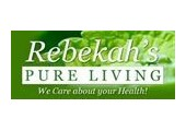 Rebekah's Pure Living coupons or promo codes at rebekahspureliving.com