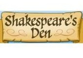 shakespearesden.com coupons and promo codes