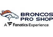 Denver Broncos Fan Shop coupons or promo codes at shop.denverbroncos.com