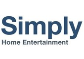 Simply Home Entertainment coupons or promo codes at simplyhe.co.uk