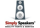 Simply Speakers coupons or promo codes at simplyspeakers.com