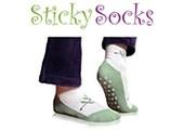 Sticky Socks LLC coupons or promo codes at sticky-socks.com